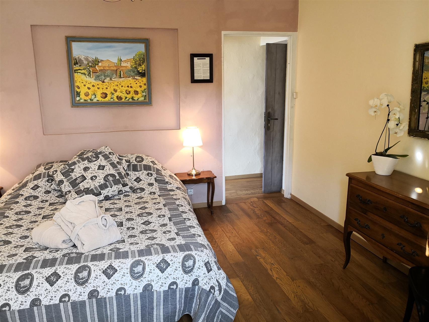image chambre Maison d'Anvers